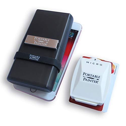 Portable Painter Watercolor Palette Combination: Classic + Micro – Incredibly Compact | Ultralight | Simplify Your Life