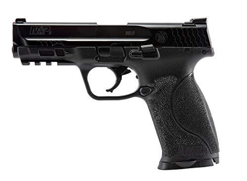 Umarex T4E Smith & Wesson M&PM2.0 .43 Caliber Training Pistol Paintball Gun Marker, Black