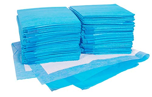 Remedies Disposable Underpads With Ultra Absorbent 85g Fluff Fill 30x36 Inches (Pack of 50)