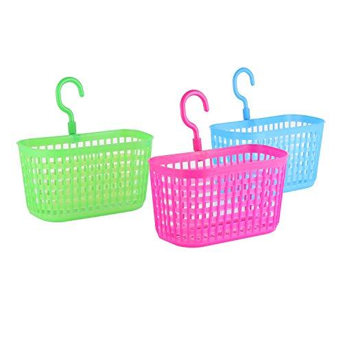Ribelli Wäscheklammerkörbchen Wäsche Wäscheklammern farbig Sortiert