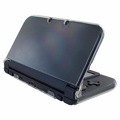 Case for Nintendo 3DS XL (New 2015 model) - ??new ??- polycarbonate hard crystal shell– Transparent | ZedLabz