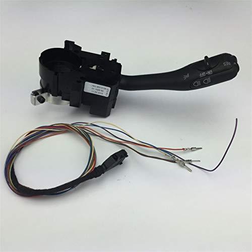 JPVGIA para VW Golf 4 Jetta MK4 Sistema DE Control DE CRUSTRIO Sistema DE Mango DE Mango DE MANEJO 18G 953 513 A Conector de arnés de Alambre 1J1 970 011 F