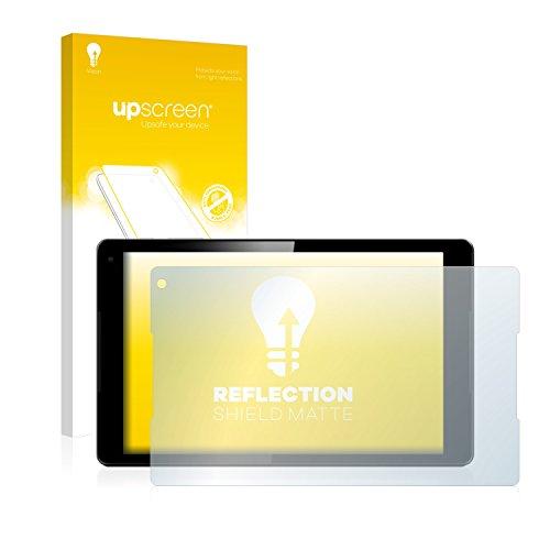 upscreen Entspiegelungs-Schutzfolie kompatibel mit Vodafone Tab Prime 7 – Anti-Reflex Bildschirmschutz-Folie Matt