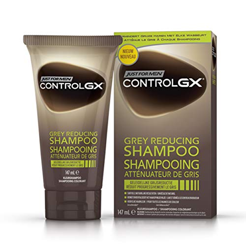 Just For Men Control GX Shampoing Anti-Cheveux Gris - 147 ml