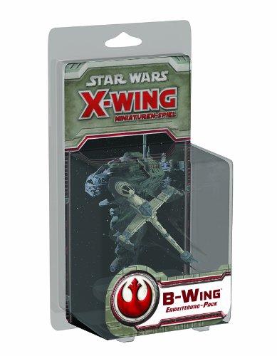 Asmodee HEI0411 - Star Wars X-Wing: B-Wing - Erweiterung-Pack