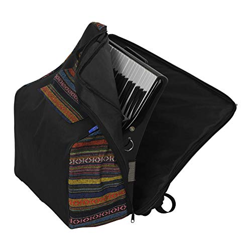 Accordeon tas Accordeon nationale wind plus katoenen doek schoudertas tassen accessoires muziekinstrument pakket