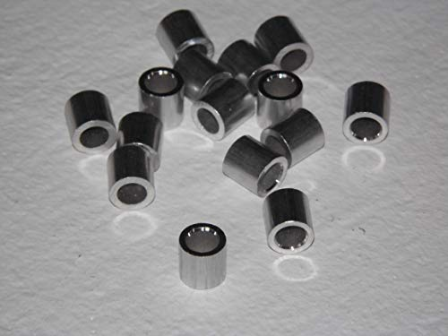 Tronxy X5S X5SA - Distanziatori in alluminio per puleggia e estrusore di fissaggio