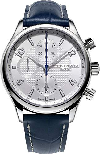 Frederique Constant Geneve RUNABOUT - Chronograph FC-392RMS5B6 Cronografo automatico uomo Swiss Made