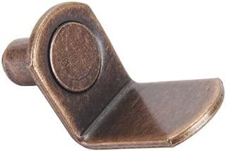 Shelf Support, Bracket-Style, Bronze, 1/4