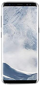 Samsung Galaxy S8 64GB Unlocked Phone - US Version  Arctic Silver