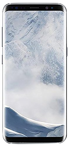 Samsung Galaxy S8 64GB Unlocked Phone - US Version (Arctic Silver)