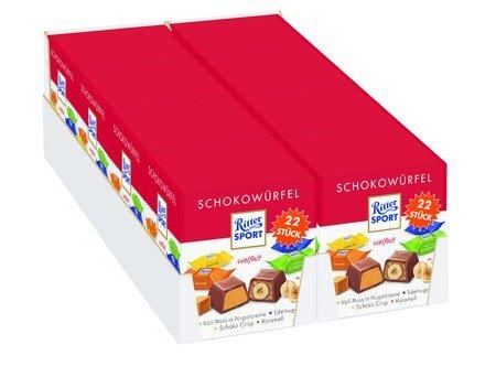 Ritter Sport Schokowuerfel Box 176g