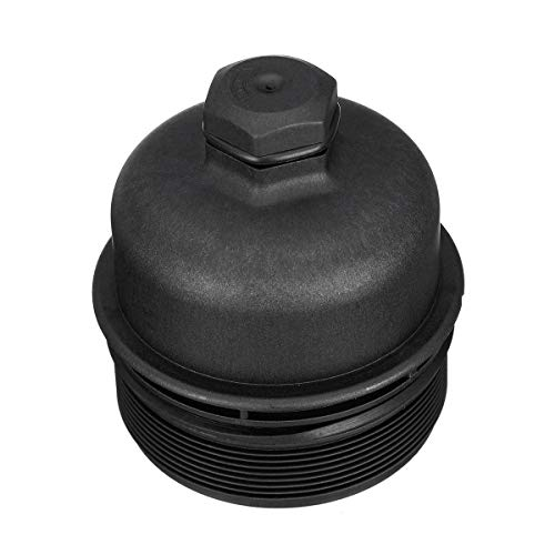 WSF-Autozubehör, 1pc Auto Ölfilter Deckel Gehäuseober Abdeckkappe 1103K4 1.145.964 Fit for Citroen C2 C3 C4 for Ford for Focus/C-Max Fit for Peugeot 1.6 HDI