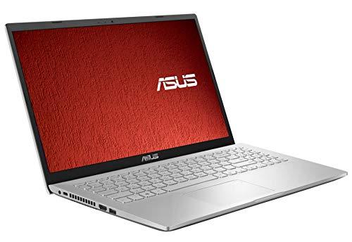 Asus Vivobook notebook, Ssd M.2 Nvme pci da 512Gb, Cpu Intel N4020 fino a 2.8Ghz, 8Gb ddr4, Display da 15,6 hd antiriflesso, wi-fi, 4 Usb, Bt, hdmi, webcam, Win 10 pro, Pronto all'uso Gar. Italia