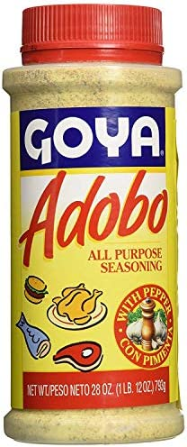 Goya Adobo with Pepper All Purpose Seasoning Catering Size 793g