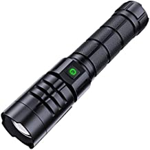 Mentch X11-C P50 T6/L2 5Modes Zoomable LED Flashlight Outdoor Waterproof USB Rechargeable Flashlight