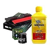 Bardahl XTC C60 10W40 Ölfilter H oder n d zu CBR 900 RR Fireblade