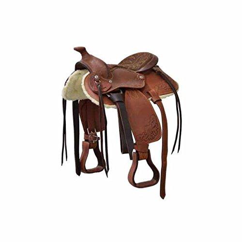 Lakota Sella Equitazione Wester Pony Prime Selle Selle Western Monta Americana