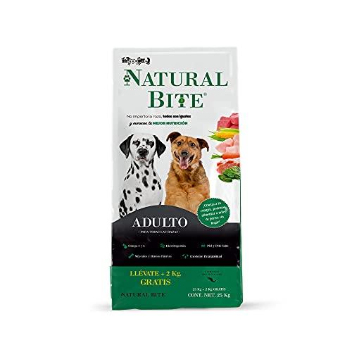 alimento para perro ganador premium adulto fabricante Natural Bite
