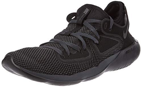 Nike Men's Flex 2019 RN Running Shoe (10.5 M US, Black/Anthracite)
