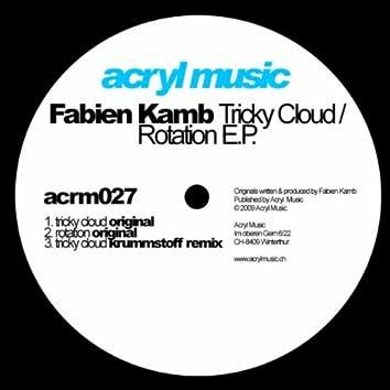 Tricky Cloud  Rotation