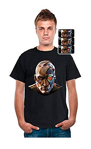 Digital Dudz cyborg Digital t-shirt (nero), XL