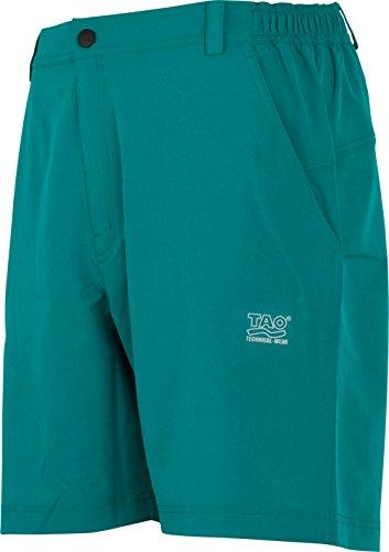 TAO Sportswear Short pour Homme Multi Sports XXL Bleu Turquoise
