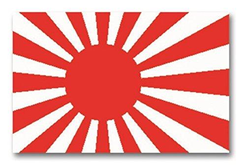 Miltec Drapeau Guerre du Japon 90 x 150 cm Adulte Unisexe, Taille unique