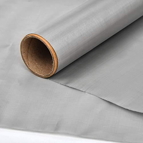 Rollo de malla de alambre tejido de acero inoxidable 304 de 30 x 100 cm de malla tejida de malla de acero tejido de malla de malla metálica para el hogar, cocina, 11.8 x 39.3 pulgadas