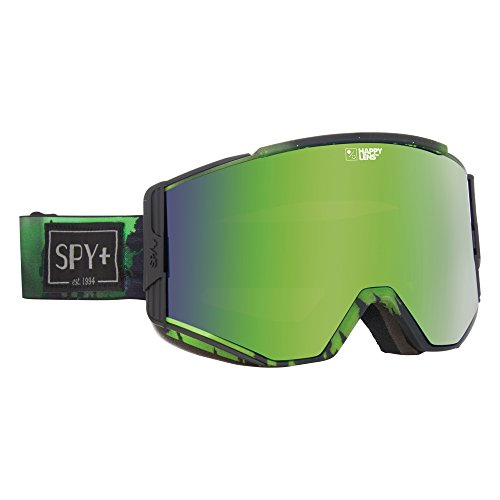 Spy ACE Aurora Skibrille, Happy Green spec/Happy Lucid silv, One Size