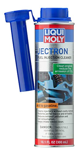 Liquid Moly 2007 Jectron Gasoline Fuel Injection Cleaner