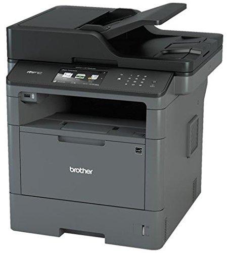 Brother mfc-l5750dw Laser A4Noir, Multifonctionnel–Imprimante Multifonction Laser, Mono, Mono, Couleur, Mono, Copiar, imprimerie, escanear