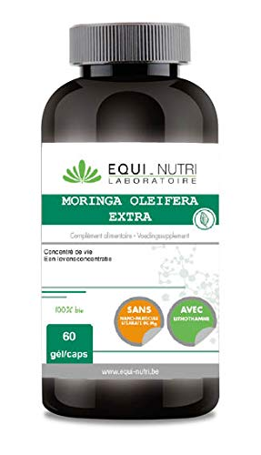 Equi-Nutri Moringa Oleifera Extra 250 mg Multi-Minéraux