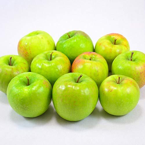 4段詰めグラニースミスりんごサイズ混合72-92個[青森県産][青りんご][硬くすっぱい林檎][GrannySmith]