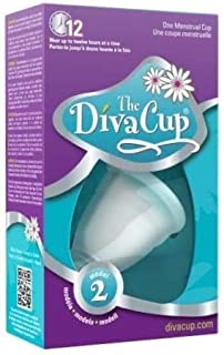 Women Menstrual Cups Reuseable Period Cup Model 2