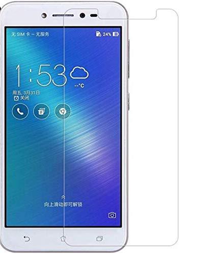Luckyandery - Protector de pantalla para Asus ZenFone Live ZB501KL (cristal templado, dureza 9H, antiarañazos) - Asus ZenFone Live ZB501KL, Asus ZenFone Live ZB501KL, Paquete de 4