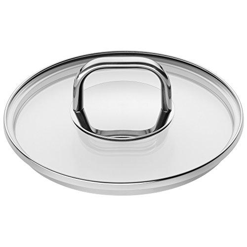 WMF Glasdeckel Inspiration Ø 16cm Metallgriff spülmaschinengeeignet