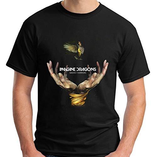 Officiel imagine dragon Elk dans les étoiles Unisexe T-Shirt Evolve Night Visions