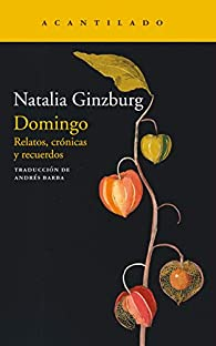Domingo par Natalia Ginzburg