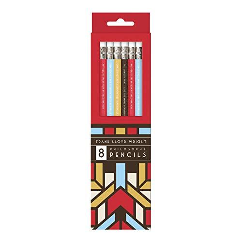 Frank Lloyd Wright Pencil Set
