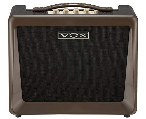 VOX VX50-AG 50W - Amplificador acústico compacto para guitarra con tubo de...