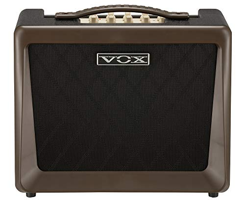 VOX VX50 AG, 50Watt Akustikgitarren Verstärker mit nutube Röhre