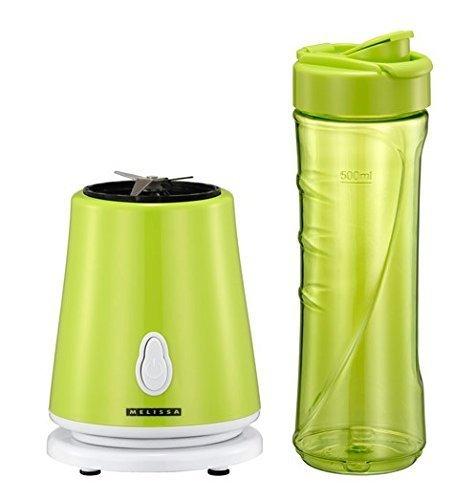 Melissa 16180086 - Mini batidora de vaso de 300W, con práctico vaso de 0,5 L