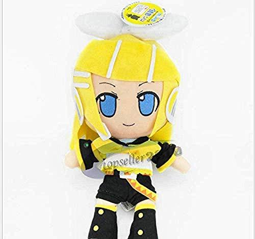 Stoogiit Beautiful Hatsune Miku Vocaloid Hatsune Miku Kaito Kagamine Rin Len Plush Sweet Plush Doll Toys 30cm Plush Decoration Gifts Brithday