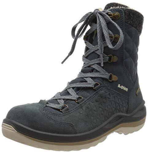 Lowa Womens CALCETA II GTX Ws Walking Shoe, Jeans, 39.5 EU