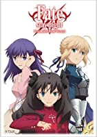 """Official Fate/stay night """"Heroines"""" Small Deck Protector sleeves"""