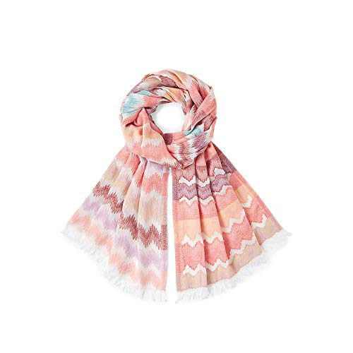 CODELLO Damen Schal STYLE SAFARI Beige 1