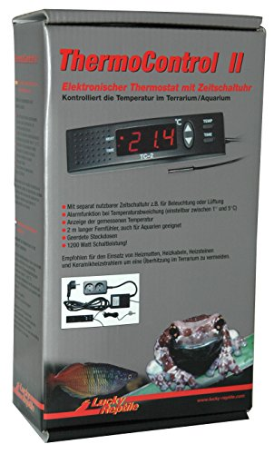 Lucky Reptile TC-2 Thermo Control II, thermostaat