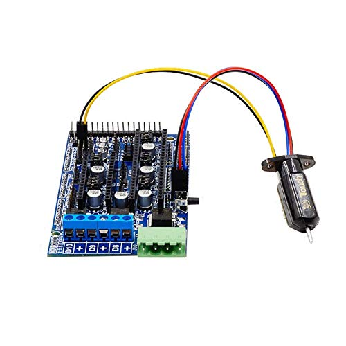 LKK-KK Computer Accessories, Auto Bed Leveling Sensor + Upgrade Ramps 1.5 Base on Ramps 1.4 Control Panel Board Expansion Board for 3D Printer