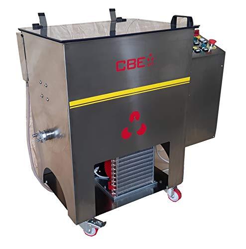 CBE Srl - Deshumidificador en frío para miel KG100 y Pollen